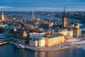 Экскурсия по Стокгольму
