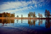 Финский климат и природа