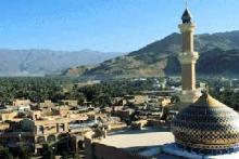Арабская экзотика в Омане